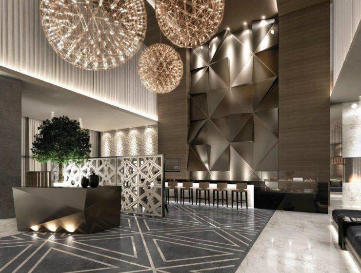 Hotel Lobby Design Lobbies