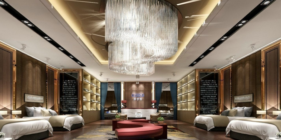 Hotel Lobby Design Ideas For Your Project