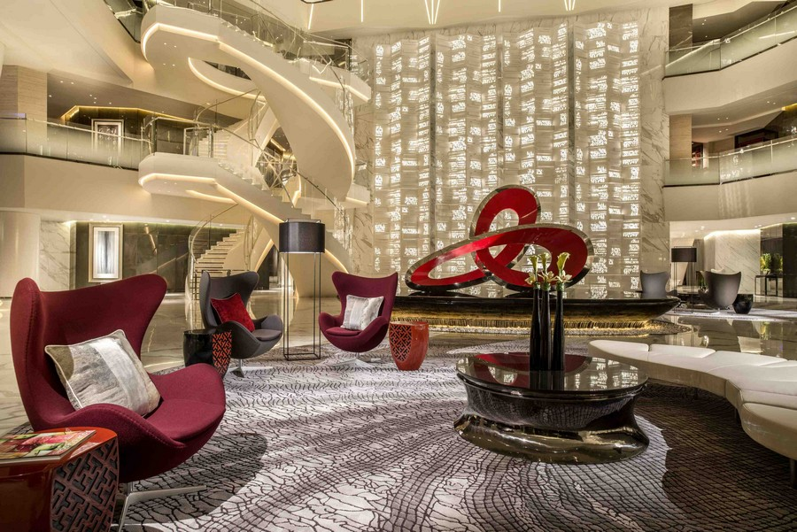 Modern Design for Your Hotel Lobby