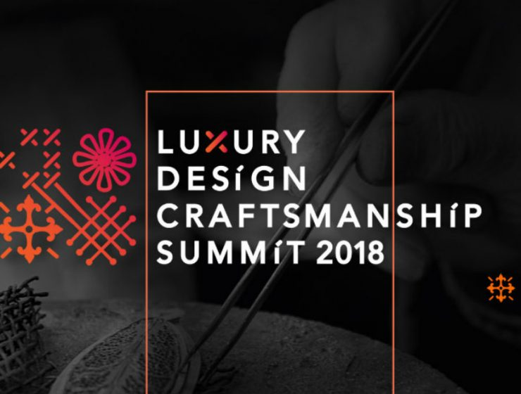 DESIGN & CRAFTSMANSHIP IS THE EVENT THAT YOU CANNOT LOOSE THIS YEAR. See it more at hotellobbies.net