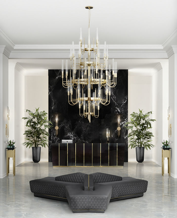Hotel Lighting Design Ideas 2019: The Right Chandelier for your Project