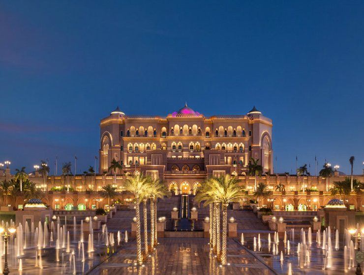 emirates palace luxury hospitality