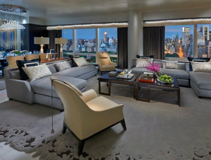 the plaza hotel luxury suite