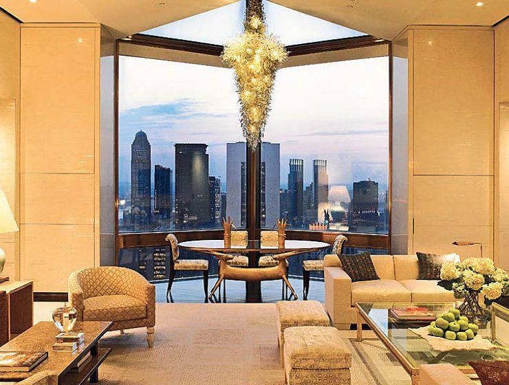 luxury hotel interior design ideas | Hotel Lobbies