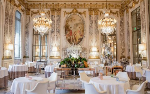 the most luxurious restaurants in the world