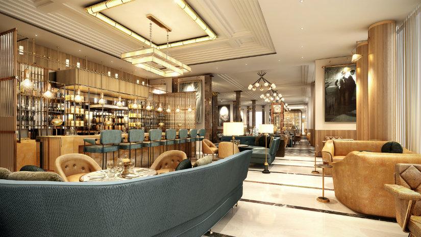 Luxury Hotels - First Look Inside Waldorf Astoria Hotel Dubai