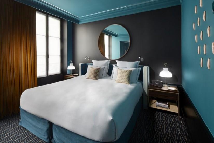 Sarah Lavoine - Hotel Le Roch Project
