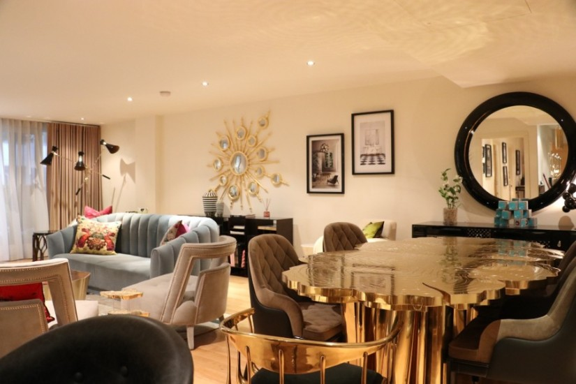 Covet London - The Refurnishing Extravaganza