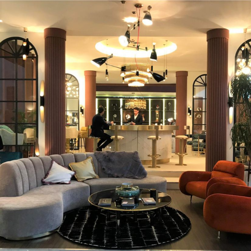 Modern Luxury Hotel Lobbies - 2020 Design Trends