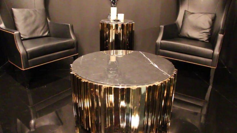 Modern Luxury Hotel Lobbies - 2020 Design Trends