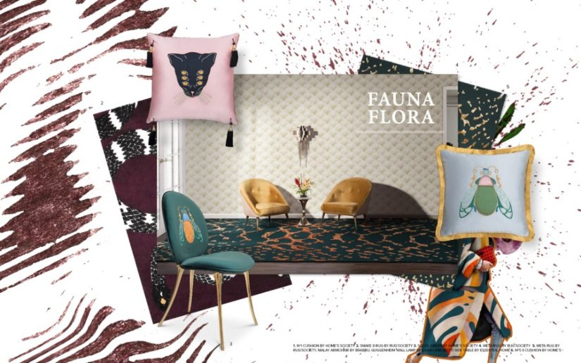 2020 Trends – Fauna-Flora Design for Your Hotel