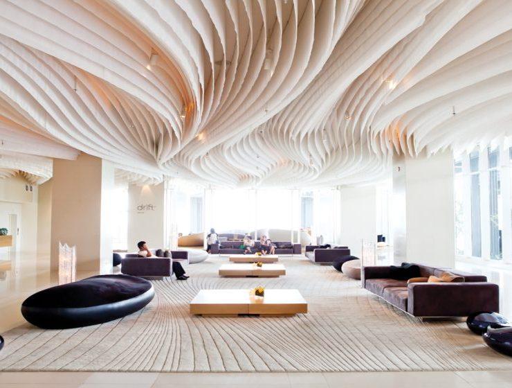 Hotel Lobby - Design Style Ideas