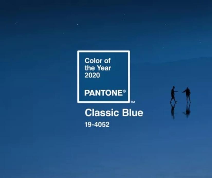 Pantone's Classic Blue Hotel Inspiration