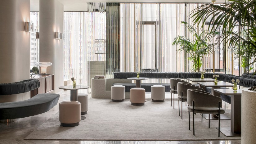 Four Seasons Montreal - A Twist on Luxury Hotel Design