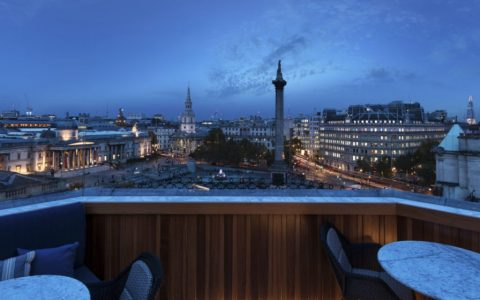 SHH - The Trafalgar Square Hotel and Rooftop Bar